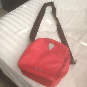 0a5490c7ff3 Ferrari Bags   Puma Side Shoulder Messenger Bag   Poshmark